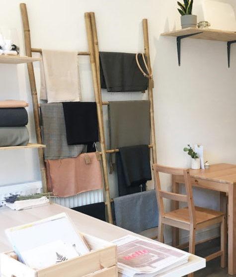 Workshop Sewing Cafe