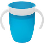 Munchkin Miracle 360 Degree Trainer Sippy Cup, Blue - 7 oz