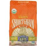 Lundberg Heirlooms Brown Rice, Organic, Short Grain - 32 oz