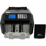 Royal Sovereign - Back-Load Bill Counter with External Display