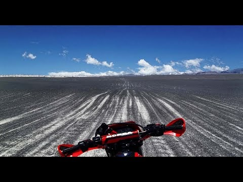Argentina - Campo de Piedra Pómez (Catamarca)