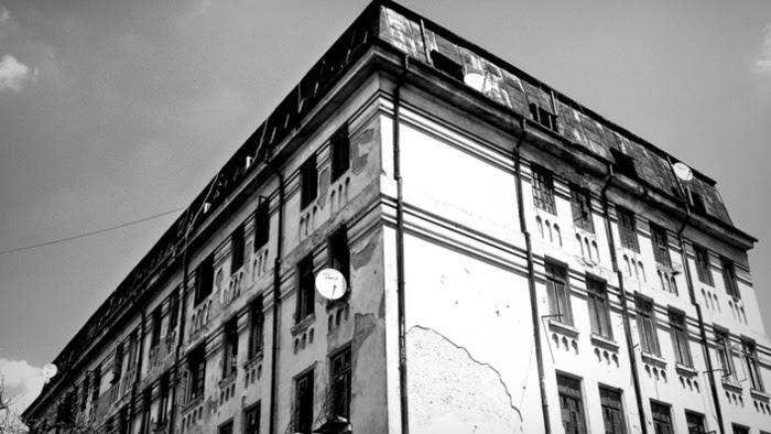 Blocul de locuinţe de pe strada Covaci