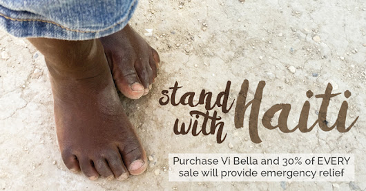 Stand With Haiti – One Way to Make a BIG Difference TODAY | Jennifer Dukes Lee