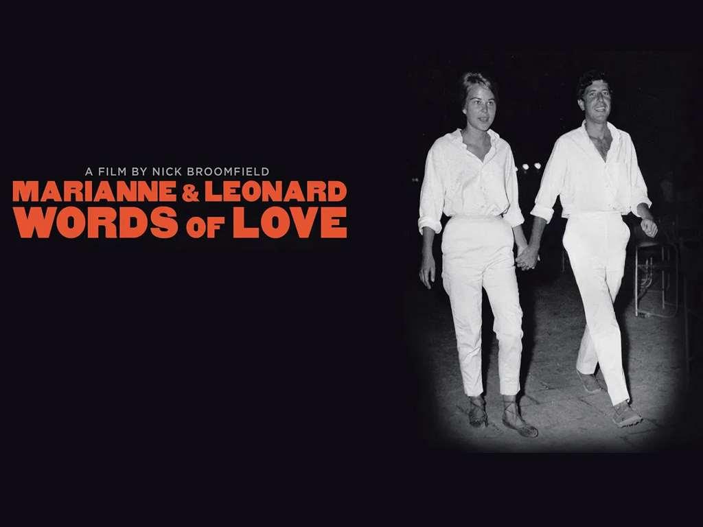 Marianne & Leonard Λόγια Αγάπης (Marianne & Leonard Words of Love) - Trailer / Τρέιλερ Movie