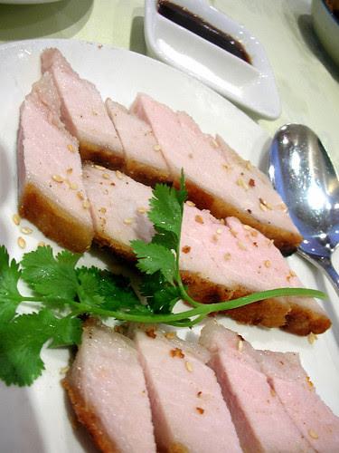 new concept roast pork