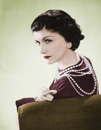 Coco Chanel fashion pioneer 1936