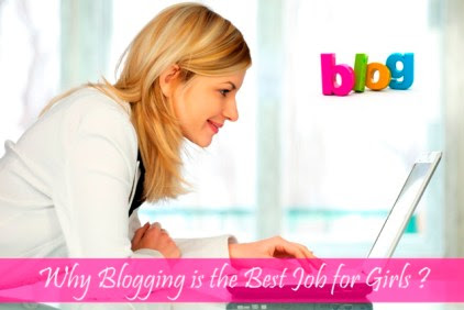Take Advantage Of High Dollar, Why Blogging is the Best Job for Girls?