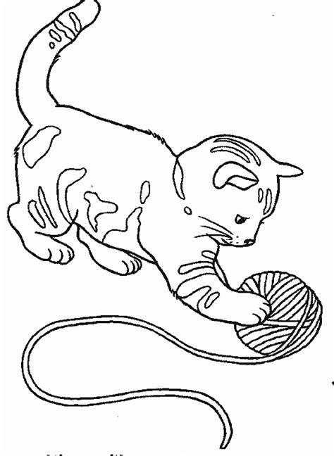 yarn coloring page  getdrawings