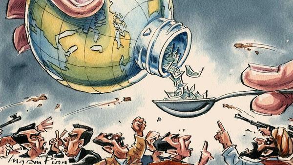ΕΙΚΟΝΑ - γενική, κόσμος, χρέος, χρήμα, κεντρικές τράπεζες