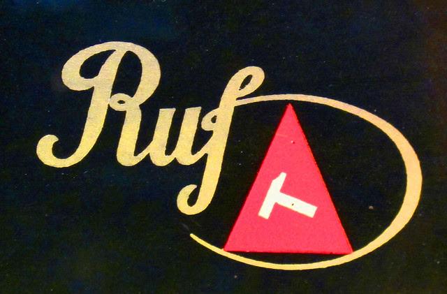 Ruf logo 1937