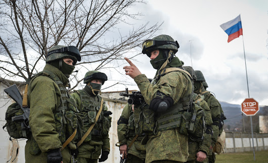 5,000 Russian officers involved in war against Ukraine