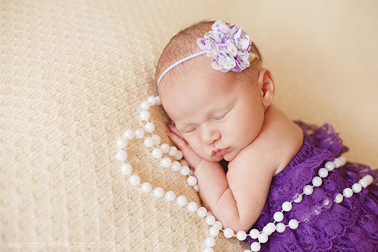 Newborn Photographer Spring TX - Capture the Dance Photography