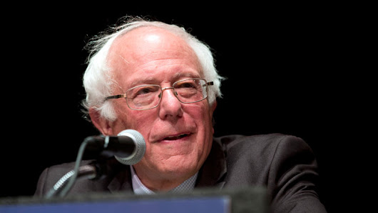 Draft of Dems' policy positions reflects Sanders' influence  | NewBostonPost