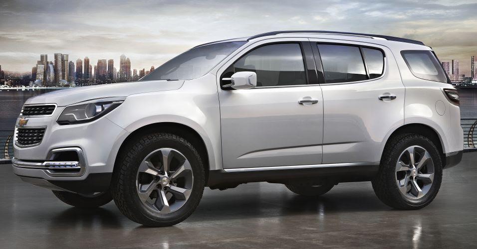Chevrolet apresentou o conceito com design brasileiro durante mostra ...