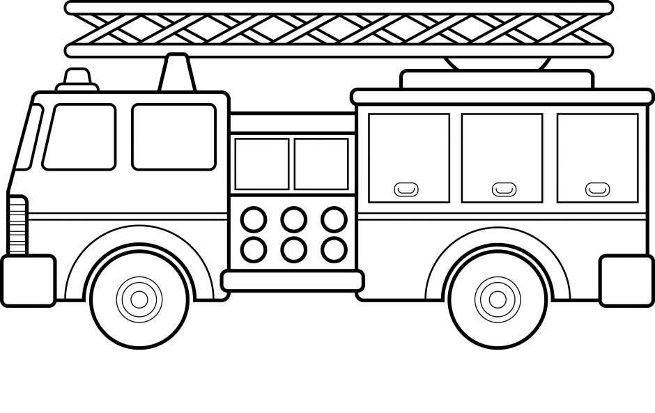 84 Cartoon Truck Coloring Pages  Images