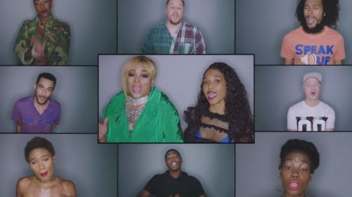 "TLC ""Haters"" Video 