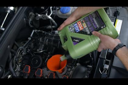 Audi A4 Oil Change Tool