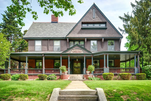 1892 Victorian For Sale In Kansas City Missouri — Captivating Houses