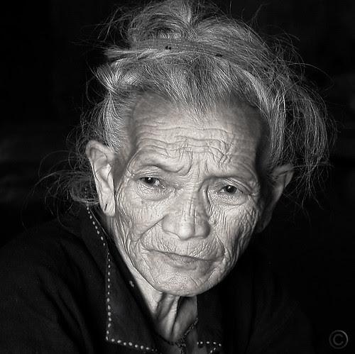 Generations -- Hmong Great Grandmother