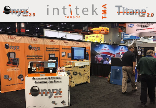 Intitek-TMA showing leadership in NACE Automechanika Chicago 2017