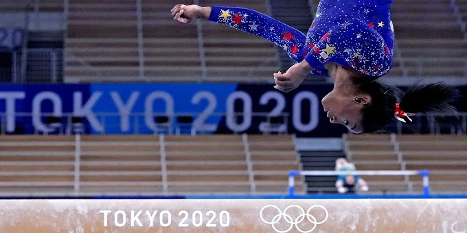 What are 'the twisties?' How do gymnasts like Simone Biles deal with them?