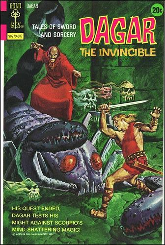 Dagar the Invincible #4
