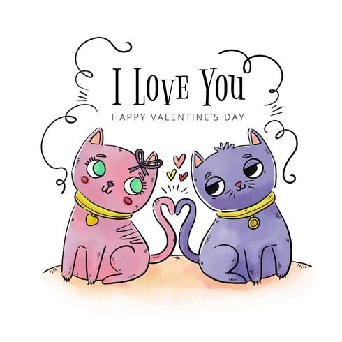 20 Valentine day free greetings download 2019