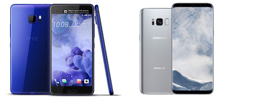 Samsung Galaxy S8 vs. HTC U Ultra – Which one is the best?