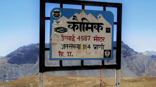 An ideal itinerary for Spiti Valley Road Trip! | Blogs - JustWravel