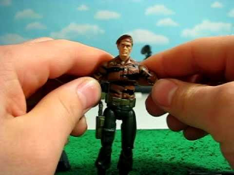 Gi Joe Action Figures Flint- Cool History Of This Action Figure