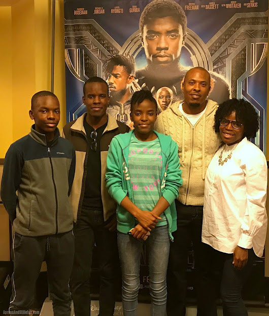 5 Things Black Families Loved About Black Panther