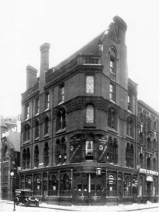 The Princess Alice Pub | Jack the Ripper 1888