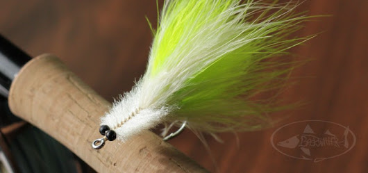 Backwater Tarpon Toad: Chartreuse | Fly Mastery