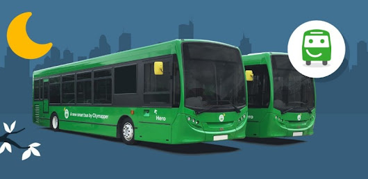Transport app Citymapper launches its first commercial bus service