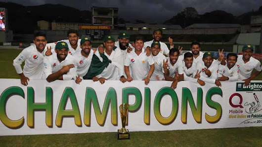 Pakistan clinch first-ever test series victory in West Indies | Times of Pakistan