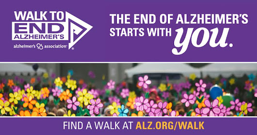 2016 Walk to End Alzheimer's - Spartanburg, SC