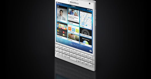 BlackBerry launches Passport in make-or-break moment