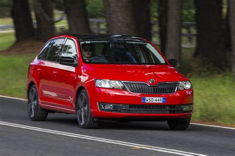 skoda cars news   rapid spaceback launched