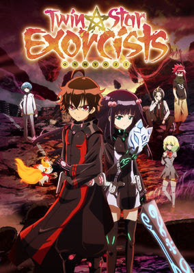 Twin Star Exorcists - Season 1