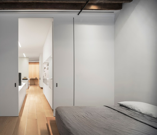 Photographer's Loft in New York, NY / by Desai Chia Architecture PC | Architecture List