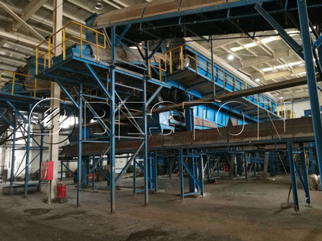 Municipal Solid Waste Treatment Plant Design Options That Are Available - For Recycling