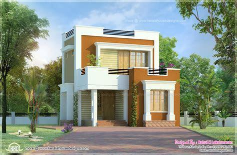 cute small house design   square feet kerala home