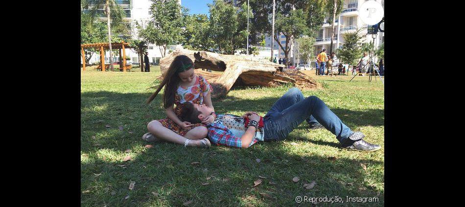 Larissa Manoela Comemora 9 Meses De Namoro Com João Guilherme Dia