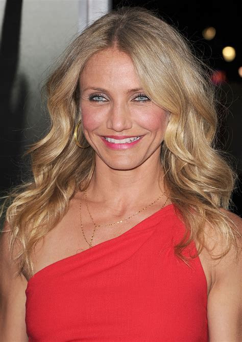 "Cameron Diaz's wedding speech: ""I got the best man ever"