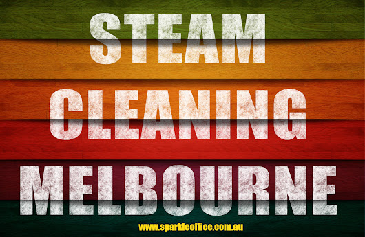 Steam Cleaning Melbourne - Sparkle Cleaning Services Melbourne