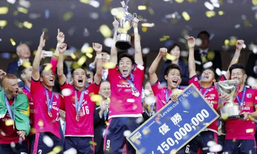 Cerezo Osaka - J League 2018 Season Preview - Betting Previews