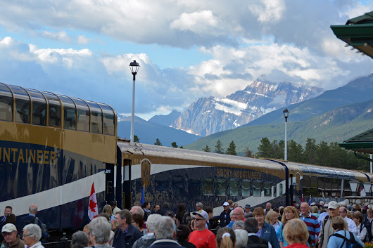 The Best Way to Travel Across Western Canada? Take the Rocky Mountaineer Train - Eat Drink Travel Magazine