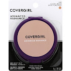CoverGirl Advanced Radiance Age-Defying Pressed Powder, Classic Beige 115 - 0.39 oz compact
