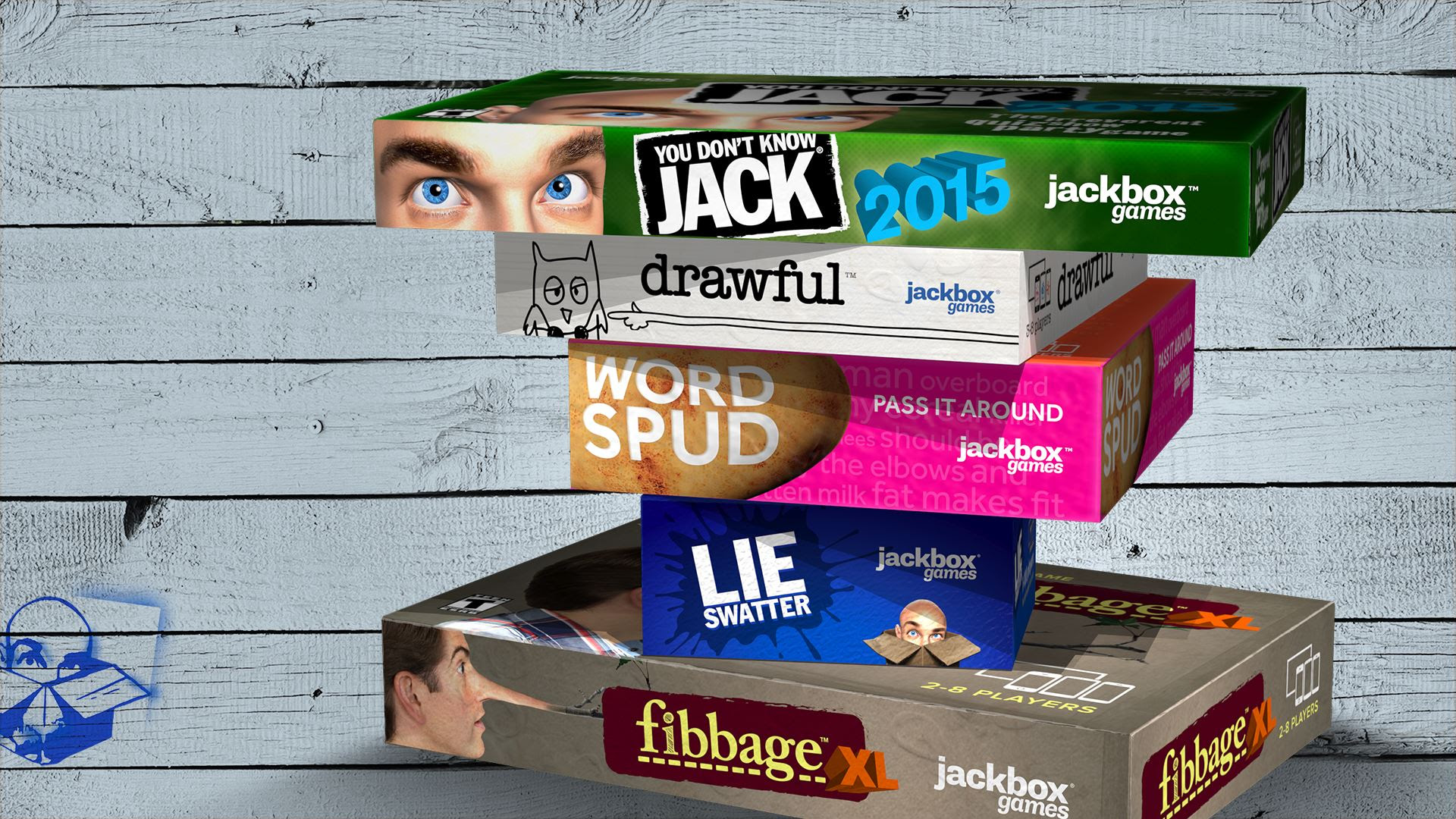 The Jackbox Party Pack Review