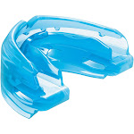 Shock Doctor Double Braces Mouthguard - Strapless Blue Youth